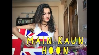 download lagu Main Kaun Hoon / Secret Superstar / Female Guitar gratis
