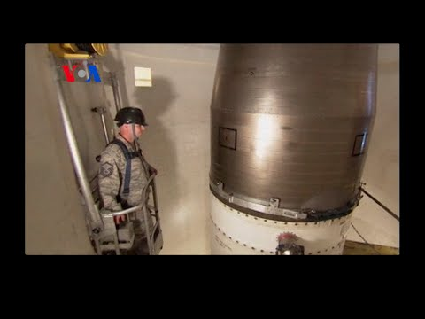 Inside a Cold War-Era Nuclear Missile Site (VOA On Assignment Aug. 15, 2014)