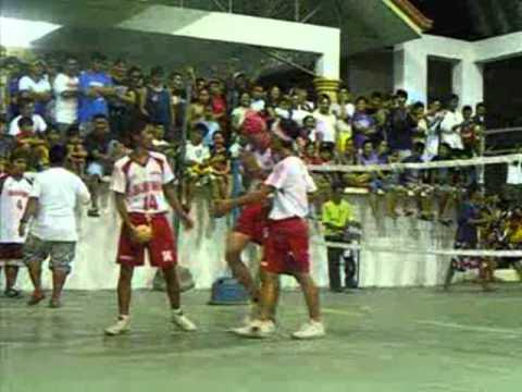 Sepak Takraw Botolan's Cup 2011