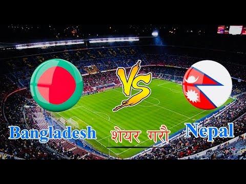 Nepal vs Bangladesh Live match
