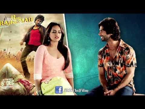 Join Sonakshi Sinha & Shahid Kapoor On Facebook - R...Rajkumar