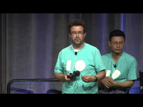 Google I/O 2014 - Android TV - A platform for the living room