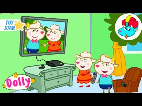 Dolly And Friends | Hide'n'Seek with Genie | Season 3 | 5 New Episodes | Funny Cartoon For Kids #255