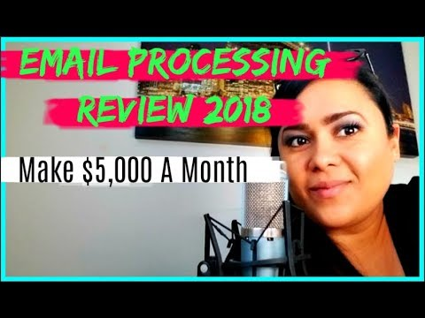 Email Processing System Review 2018 -  Legit Ways To Make Money Online Fast 2018