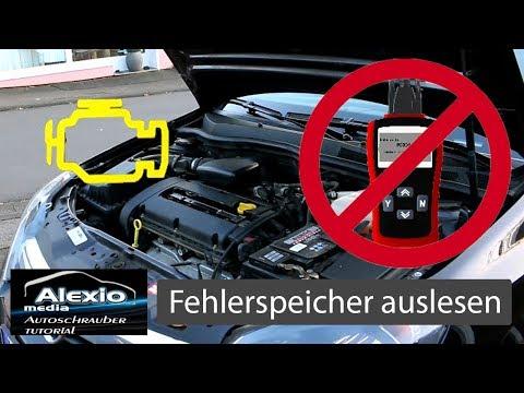 Astra h benziner fehlerspeicher auslesen ohne diagnosegerät read
