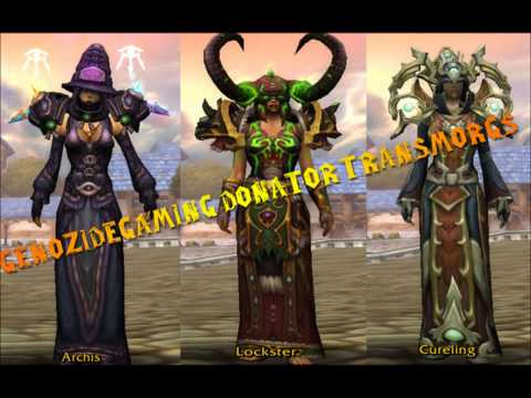 GenoZide WoW Private Server 3.3.5a FunServer (255 Level Cap)(CLOSED)
