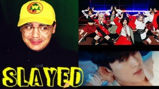 THESE KPOP GROUPS SLAYED ME! | VAV and EVERGLOW