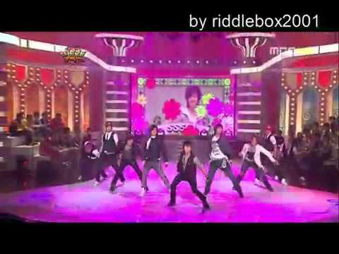 Ss501 Sexy Move video