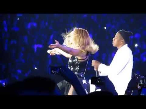 Beyoncé & JAY Z - FOREVER YOUNG (Live Stade de France) 13/09/14