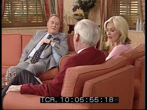 Robert Hardy interview | Open House with Gloria Hunniford | 2000