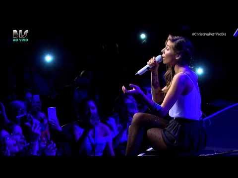 Christina Perri - Head Or Heart Tour Live in São Paulo/Brazil (Canal BIS)