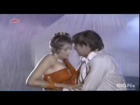 Asha Sharma hot rain song