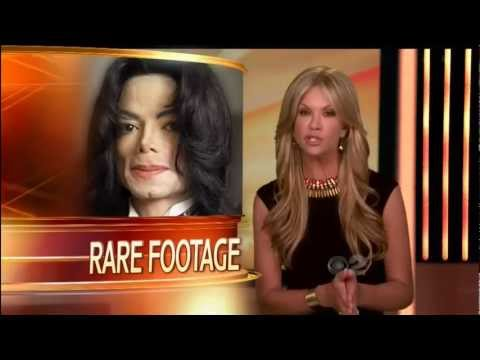 Rare Michael Jackson footage Unseen footage with Barry Gibb