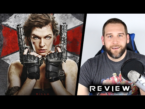 Resident Evil: The Final Chapter Movie Review   Spoiler Free