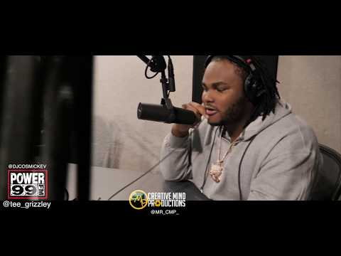 Tee Grizzley Freestyle on Philly Power 99