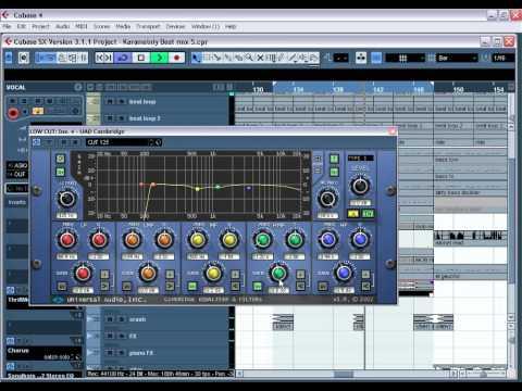 Instrumentallessons-3 #7, видеокурс с Andi Vax. Запись и мастеринг в Cubase