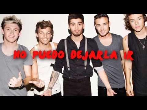 Just can't let her go One Direction Traducida Letra en español