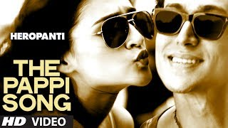 Download Heropanti : The Pappi Song Video | Tiger Shroff, Kriti Sanon | Manj Feat: Raftaar 3Gp Mp4