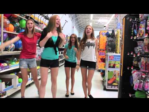 Party In The Usa Music Video Parody video