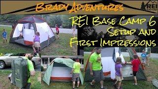 download lagu The Amazing Rei Base Camp 6 Tent Setup And gratis