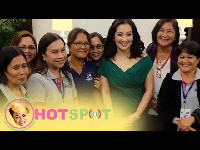 Hotspot 2016 Episode 705: Kris Aquino, naglabas ng saloobin sa hindi pagsipot ng pangulo