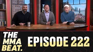 The MMA Beat: Episode 222 (Conor McGregor's Retirement, UFC Philadelphia)