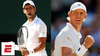 Wimbledon 2018 Highlights: Novak Djokovic beats Kevin Anderson in men's final | ESPN