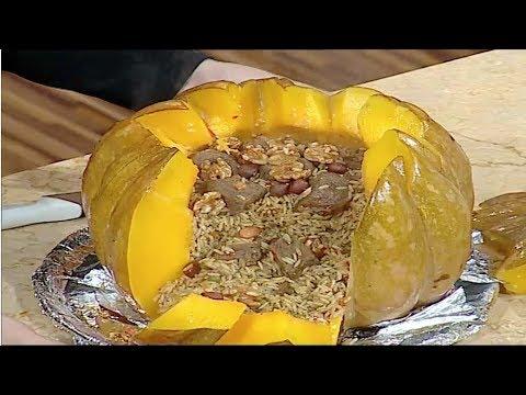 قرع العسل المحشى تحفه من ايد الشيف #نونا من برنامج #البلدى_يوكل #فوود