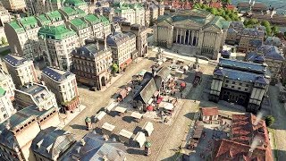 Anno 1800 | Ep. 12 | CRAZY $1,000,000 TRADE ROUTE WAR | Anno 1800 Full Release Campaign Gameplay