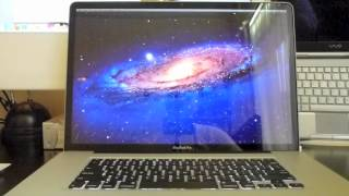 "Why Macbook Pro 17"" Over Retina Display + Unboxing"
