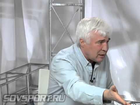 Бывший главный тренер «Спартака» Валерий Карпин в эфире программы «Ловчев online»  Советский спорт