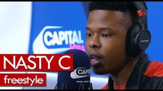 Nasty C hot freestyle on Wiggle - Westwood