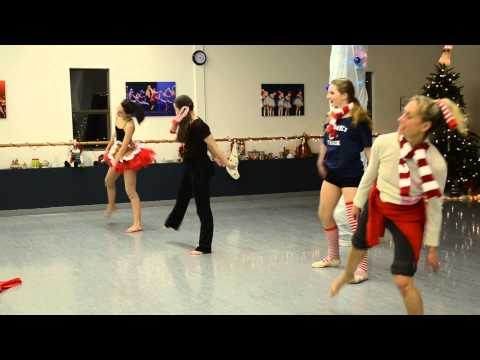 Jingle Bells Dance by Reflections School of Dance
