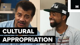 Neil deGrasse Tyson's nephew drops the mic on cultural appropriation