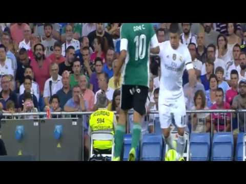 Gareth Bale Goal - Real Madrid vs Real Betis 1-0 ( La Liga ) 2015 HD
