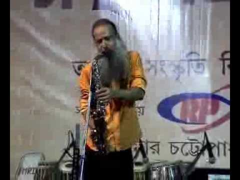 Jabo ki jabo na in Saxophone Played by MICHAEL BANERJEE Video