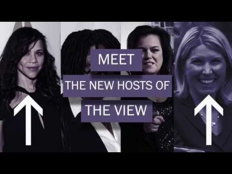 Meet the new hosts of 'The View'