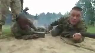 John Cena tries Marines bootcamp