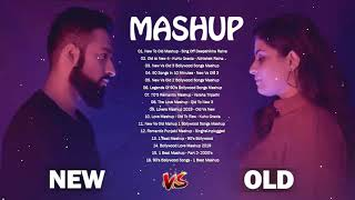 OLD VS NEW Bollywood Songs Mashup 2019 \ New To Old Mashup | Sing Off - Bollywood Romantic Mashup