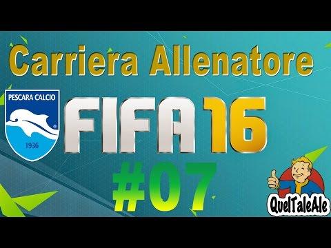 Fifa 16 - PS4 Gameplay ITA - Allenatore #07 - Crisi