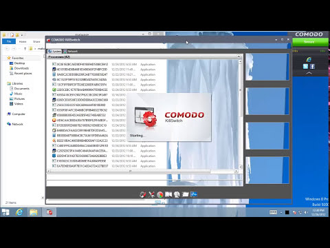 Comodo Internet Security 6 FINAL Test and Review