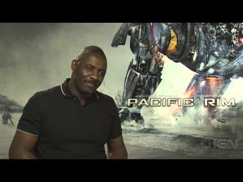 Thor: The Dark World - Idris Elba Update