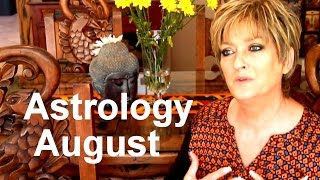 LEO August 2016 - Astrology. Lunar Eclipse in your 7th House & what it means for you!!
