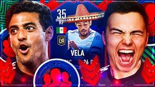 FIFA 19: SQUAD BUILDER BATTLE POTM VELA  🔥 R.I.P. (another one)