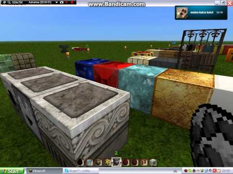 Meine Kraft Texture Pack - REVIEW - HD
