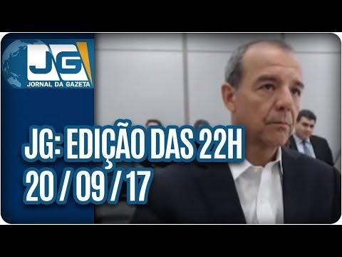 Jornal da Gazeta - Edição das 10 - 20/09/2017