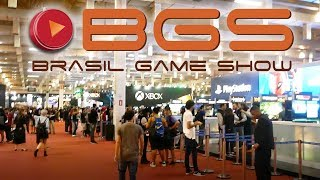 Brasil Game Show 2017 - Rolê nos Stands!!!