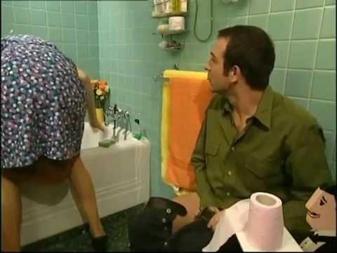 Un gars une fille - et leur femme de ménage