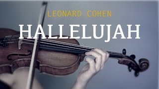 Hallelujah For Violin And Piano