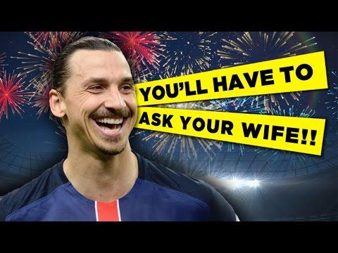 Zlatan Ibrahimovic: The Universe's Best Fortune Teller